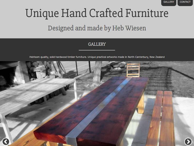 Heb Weisen Hand Made Wooden Furniture