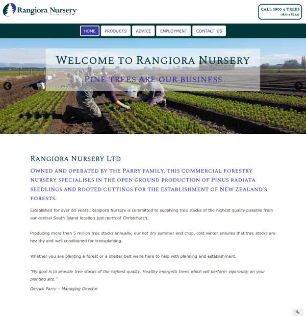Rangiora Nursery
