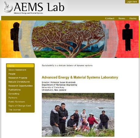 AEMS Laboratory