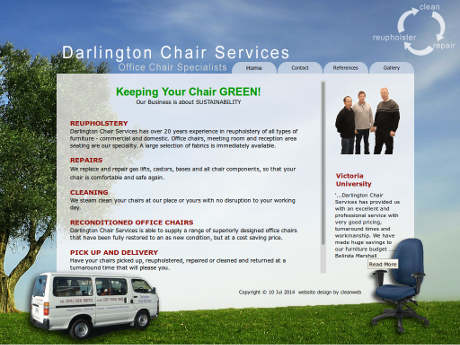 Darlington Chairs