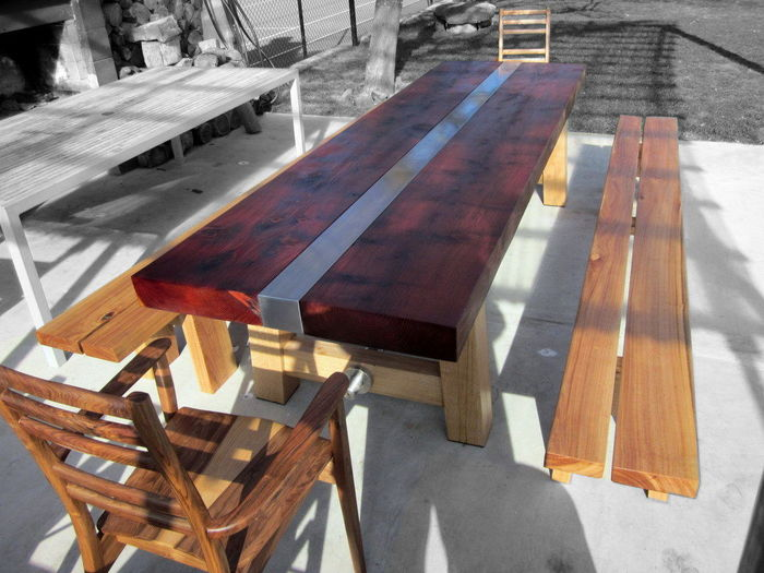 Hand Crafted Furniture by Heb Wiesen