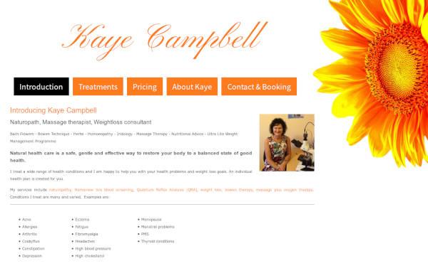 Kaye Campbell