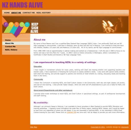 Hands Alive