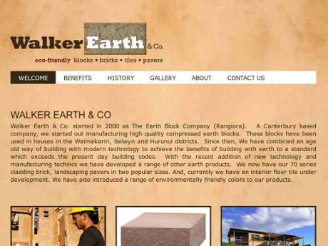 Walker Earth Bricks